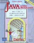 JAVA CÓMO PROGRAMAR Introducción al DOO con UML y los PATRONES DE DISEÑO JDBC TM, SERVLETS, JSP TM (Spanish Edition)[Paperback] by