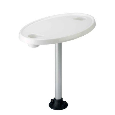 AMRG-75320-21 * Garelick Deluxe Oval Table w/ Socket Base