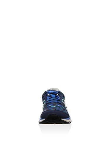 asics Gel Zaraca 2 T3A4Q Herren Runningschuh navy/grey/blue 46,0