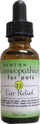 Newton Homeopathics Ear Care for Dogs and Cats