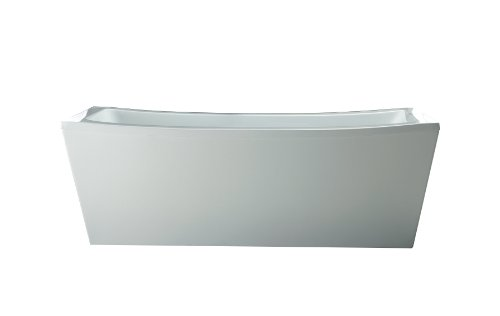 Ove Decors Terra Freestanding Acrylic Bathtub, 70-Inch by 34.3-Inch by Ove Decors