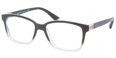 PRADA PR01OV Eyeglasses: Color - ZXA1O1, Size - Prada Womens Uk Glasses