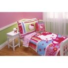 Sweet Hello Kitty 4 Piece Set - Toddler - Hello Kitty Toddler Bedding Shopping Results