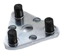 Hobart 770083 Replacement Flints for Triple Flint Striker 4-Pack