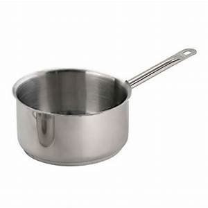 De Buyer Professional 30 cm Stainless Steel Appety Saucepan with Tube Handle 3468.30N by de Buyer Professional
