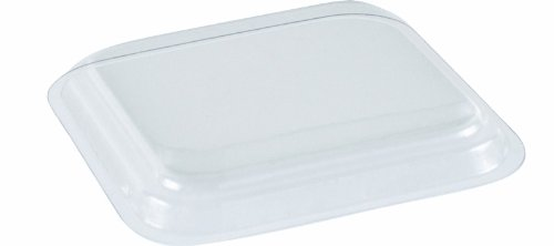 Solia PL20339 High Fluid Cup Lid, 6-Ounce Capacity, 2-15/16