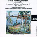Image of Piano Works/Symphonic Variations & Fugue, op. 23