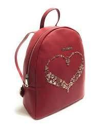 Colore Bs18mo112 Borsa Zaino Rosso Love Grain Small Donna Moschino wq7SvAqY