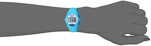 Timex Women's T5K7819J Ironman Digital Display Quartz Blue Watch