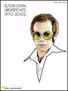 Piano John Sheet Legend (Elton John - Greatest Hits 1970-2002 Piano, Vocal, Guitar Songbook)