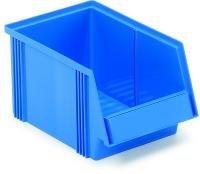 Sovella 1930-6 Stacking Bin, 11.81'' x 7.32'' x 6.14'', Blue
