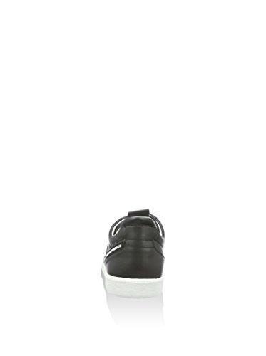 Nueva Llegada Para La Venta Barato Precio Más Bajo Emporio Armani Sneaker Nero EU 42 (US 9) Descuento Calidad Superior De La Venta hJFY4w1z