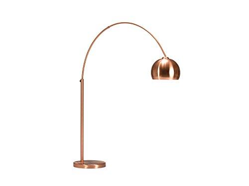 Bogenlampe Kupfer Dimmbar