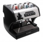 La Spaziale Mini Vivaldi II BLACK Espresso Machine by La Spaziale