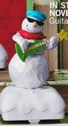 Hallmark Keepsakes - Guitar Freddy Hallmarks wireless Snowman band by Hallmark - XOX1000