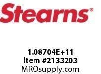 STEARNS 108704100065 BRK-VERT ABOVETHRU Shaft 8028012 ()