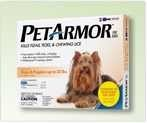 Pet Armor Up to 22 lbs. (3 Month)