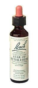 Bach Original Flower Essences, Star of Bethlehem, 20 ml by Bach