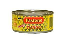 5 Light Italian (Pastene Fancy Solid Light Tuna 5-Ounce - Pack of)