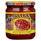 Amy's Black Bean & Corn Salsa 14.7 oz