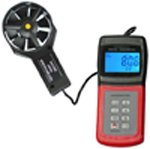 Rotating Vane Thermo Anemometer M & I Instruments Inc.