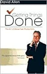 Getting Things Done 1st (first) edition Text Only