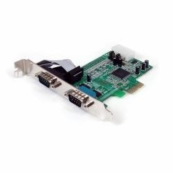 STARTECH.COM 2 Port PCI-Express 16550 UART / PEX2S553 /