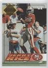1994 Collectors Edge (Jerry Rice (Football Card) 1994 Collector's Edge - [Base] - 1st Day Gold #181)