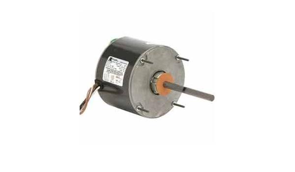 1 PH US Motors MOTO1878 Condenser Fan Motor 1//2 HP 1075 RPM