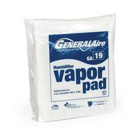 (General Aire Genuine OEM Replacement Humidifier Vapor Pad GA-19 (2-Pack Special))