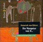 Die Marquise von O... Das Erdbeben in Chili, Von Kleist, Heinrich, 3151200044