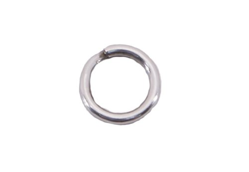Spro Power Split Rings-Pack of 50, , 185-Pounds, Size 7