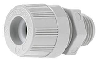 Cord-Sealing Grip MOLEX//WOODHEAD Straight Male 1//2\ inch NPT 1300980069