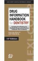 Lexi-Comp's Drug Information Handbook for Dentistry
