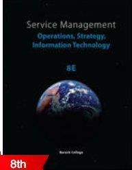 service management baruch - 2