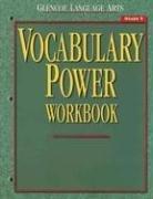 Glencoe Language Arts Vocabulary Power Workbook Grade 9