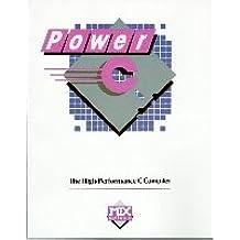 Power C: ANSI Standard High-Performance C Compiler