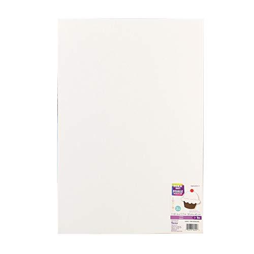 Foam Sheet 12X18 2mm-White