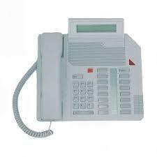 Nortel Meridian M2616 Display Phone Ash (Certified Refurbished)