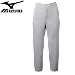 Mizuno Girls Unbelted Padded Pant (Small, Black)