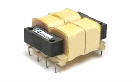 Ensign Corp U006 2 024 115 230V Input Low Profile Printed Circuit Mount Power Transformer