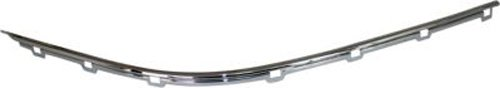 Partslink Number BM1059111 OE Replacement BMW Front Passenger Side Bumper Impact Strip Unknown