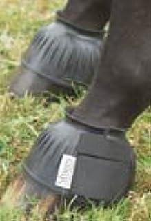 Shires Equestrian Shires Touch & Close Plus de Portée Bottes–Marron–Taille: S