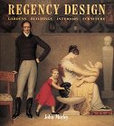 img - for Regency Design 1790-1840 book / textbook / text book
