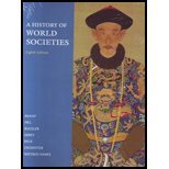 A History of World Societies 8th Ed + Sources of World Societies Vol 1 + Sources of World Societies Vol 2