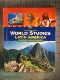 World Studies: Latin America, Jacobs, Heidi Hayes, 0131816497