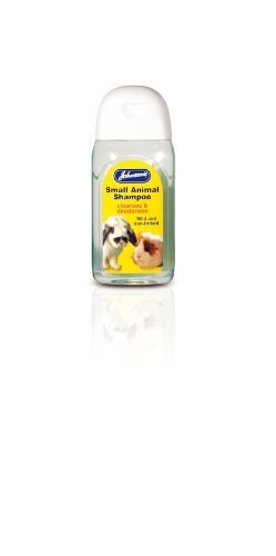 Johnsons Veterinary Products Small Animal Cleansing Shampoo by Johnsons Veterinary Products