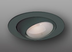 "Elco Lighting EL998B 4"" Eyeball Trim - EL998"