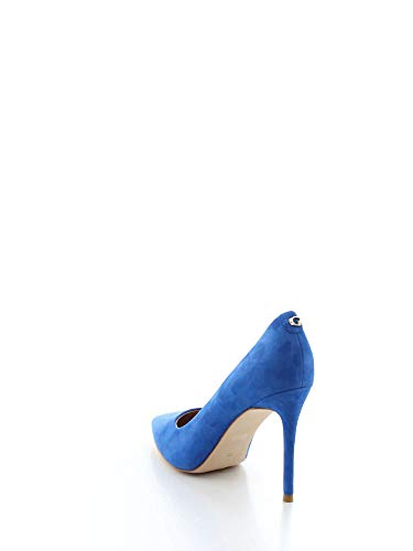 Guess Sue08 Fl6bln Decolleté Bleu Blu Femme R70pqdRr