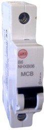 Wylex MCB 40A SP Type B by Wylex
